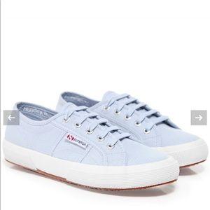 Superga 💫 tennis shoes blue